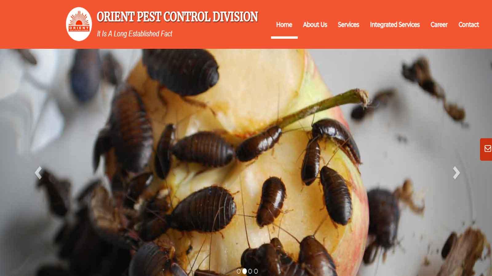 Orient Pest Control